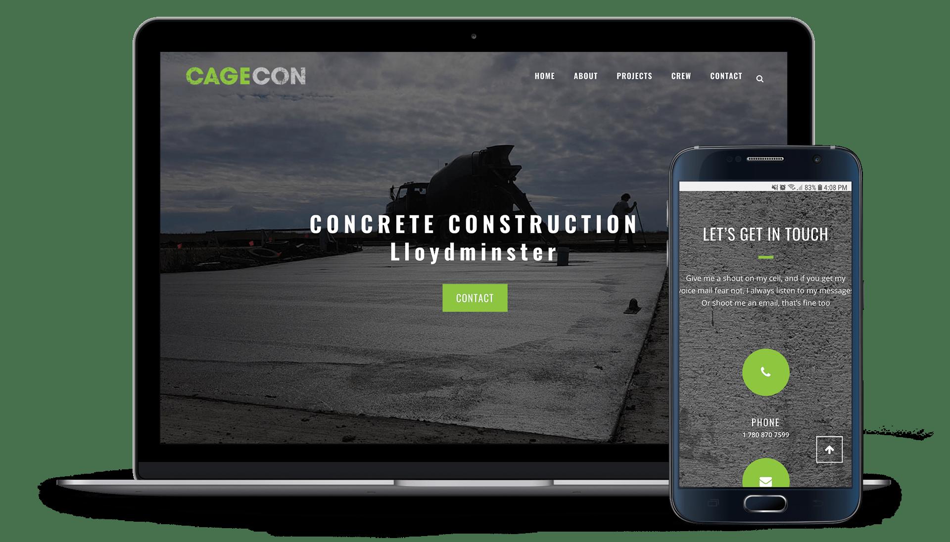 2-CageCon-Construction-Website