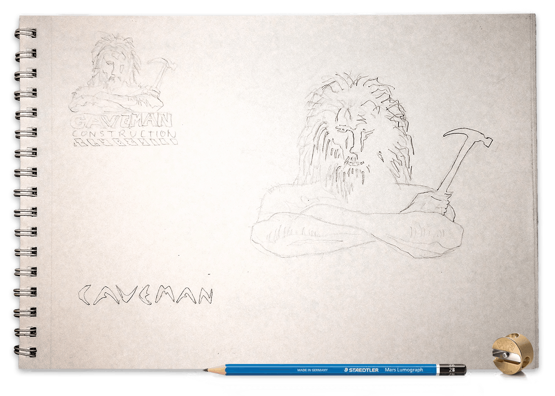 01-Caveman-Sketch 2