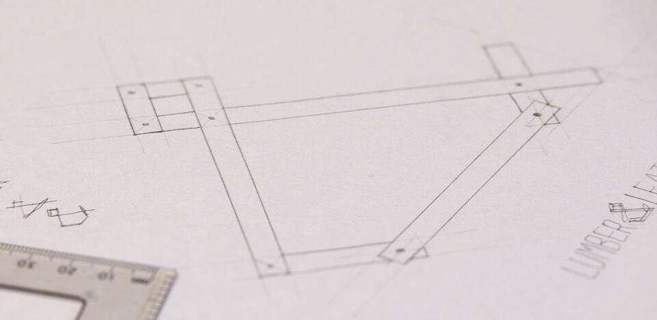 Lumbar & Leather - Sketch