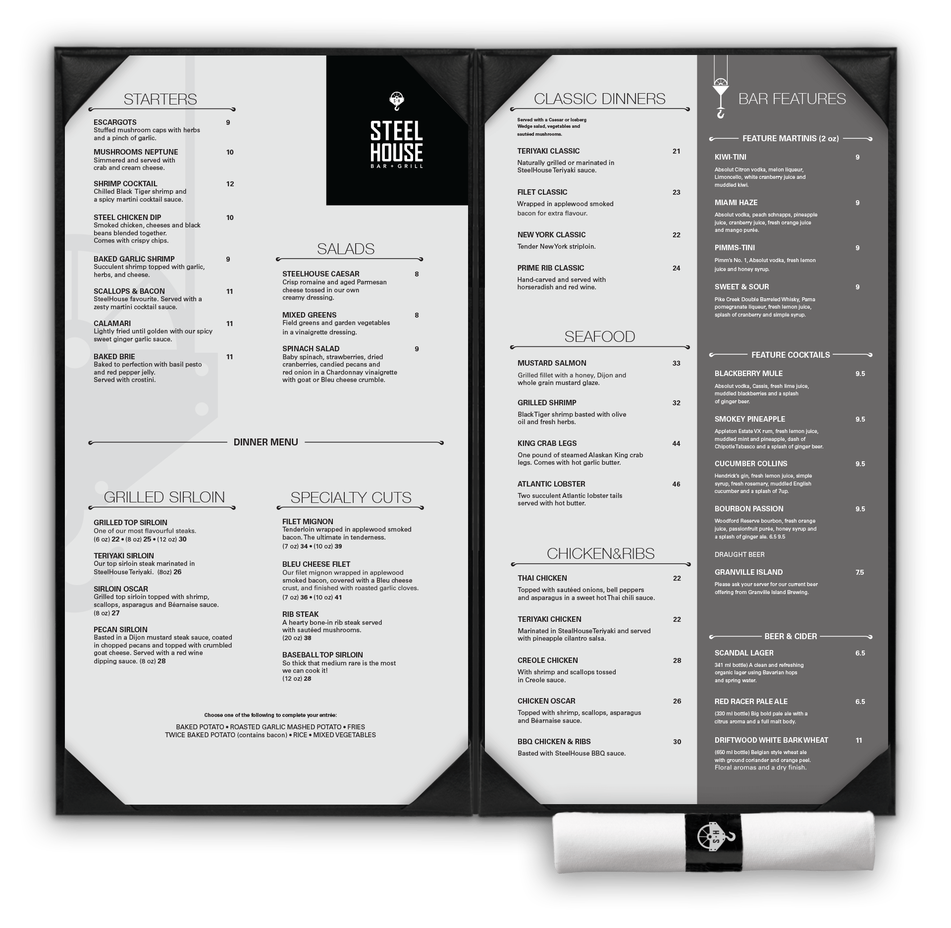 Restaurant-Menu-Design-Abbotsford