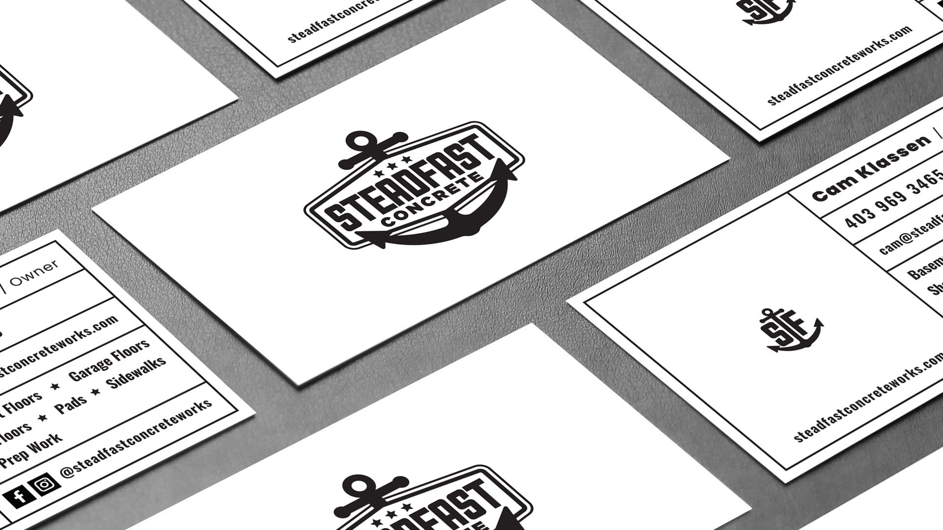 3-Steadfast-Concrete---Business-Cards