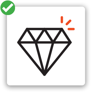 Luxurious Smooth - Square Icon