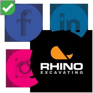Rhino - Social - Square Icon