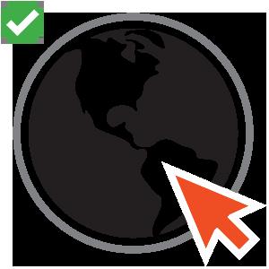 Website Domain URL - Square Icon copy